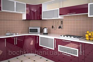 Кухонный гарнитур с акриловым покрытием, фото 2