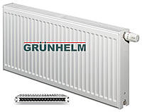 Стальной  радиатор отопления Grunhelm 22 тип 500*1100 (боковое подключение)