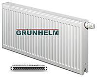Стальной радиатор отопления Grunhelm 22 тип 500*700 (боковое подключение)