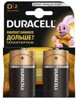 Батарейка d/ lr20 /mn1300 kpn 02*10 1 штука  Duracell