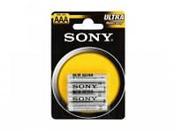 Батарейка r 03  1 штука  Sony