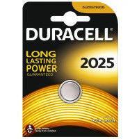 Батарейка Duracell  dl2025 dsn 1 штука (021259)