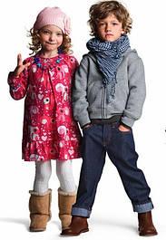 Детские костюмы махровые