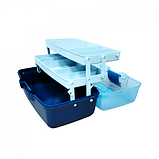 Ящик  Aquatech 1702т 2х-полочный Акватек, фото 2