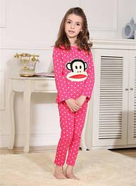 Детские пижамы начесные