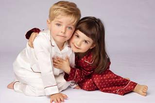 Детские пижамы из кулира