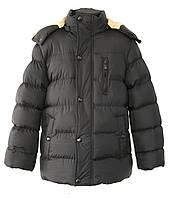 Зимняя куртка на мальчика S&D на 6-16 лет синия