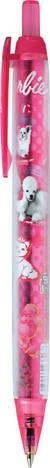 Ручка шариковая, автоматическая «Barbie», фото 2