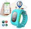 Original! Smart Baby Watch Q50 0.96 c OLED с GPS трекером, фото 3