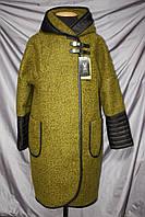 Женское пальто большого размера, фото 1