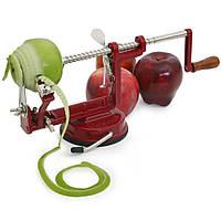Прибор для чистки и нарезки яблок - Core Slice Peel (Яблокочистка)