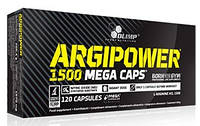 Аргинин ARGI POWER 1500 MEGA CAPS 120 капсул