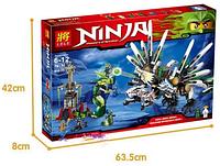 "Конструктор Ninja 79132 ""Битва титанов""  (959 деталей) KK"