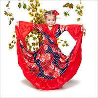 Детский карнавальный костюм Циганочка, фото 1