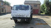 Ремонт кузова и покрасочные работы автомобиля КАМАЗ