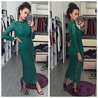 Кружевное платье Валентино