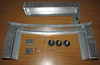 Ножки AQUART металлические для сидячей ванны