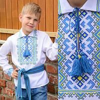 Украинские вышиванки для мальчиков