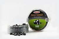 Пули Люман 0,55г. Пули Люман Field Target, 500 шт/уп. Пули для пневматического оружия, для клинкинга.