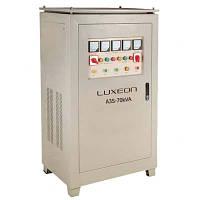 Трёхфазный регулятор напряжения Luxeon 56000W