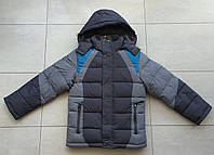 Зимняя куртка на юниора со вставками в розницу