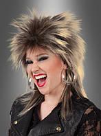 Карнавальный парик. Для образа рок и поп звезды