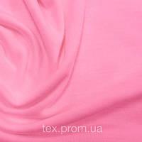 Трикотажное полотно кулир (кулирная гладь) хлопок пенье 30/1, розовый