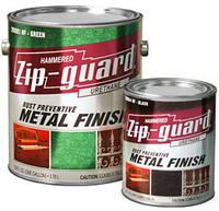 Антикорозійна молоткова фарба по металу Zip-Guard 9,45 л