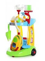 Детский игровой набор для уборки 08066 , фото 1