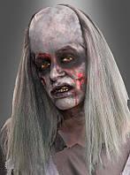 Карнавальный парик для образа зомби