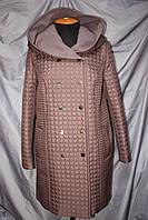 Женское стеганное пальто, фото 1