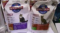 Hill's лечебные диеты для кошек
