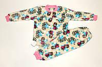 Пижама махровая детская на девочку 26,28 р  Frozen Новинка.