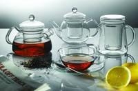 Чайники стеклянные