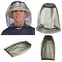 Москитная сетка на голову от насекомых