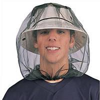 Москитная сетка на голову от насекомых для туризма, кемпинга. путешествий