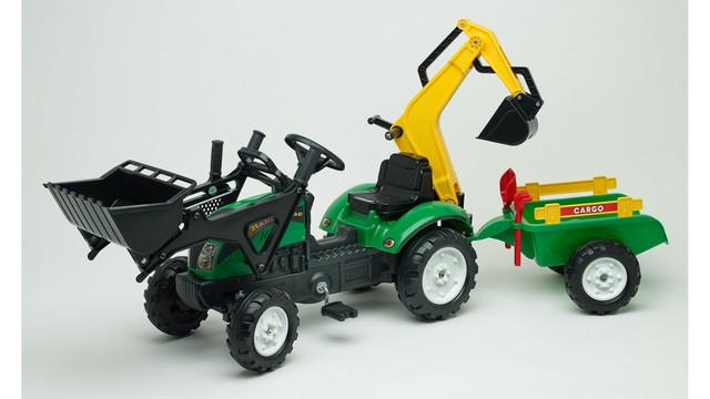 Трактора от 2 до 5 лет