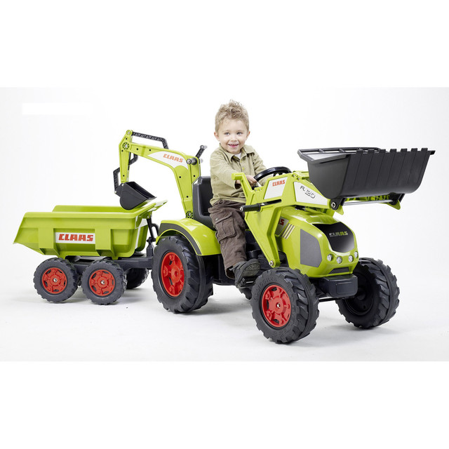 Трактора от 3 до 7 лет