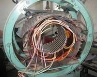 Ремонт обмотки лифтового эл.двигателя АС-2-72