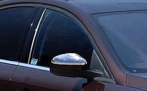 Накладки на зеркала Ford Mondeo 4 (ABS-пластик)