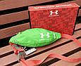 Классная сумка на пояс Under Armour 158, зеленый Копия, фото 2