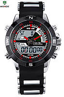 Часы Weide WH 1104 Red Rubber