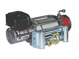 Лебедка электрическая, стальной трос, 4,3 т, 12V T-Max