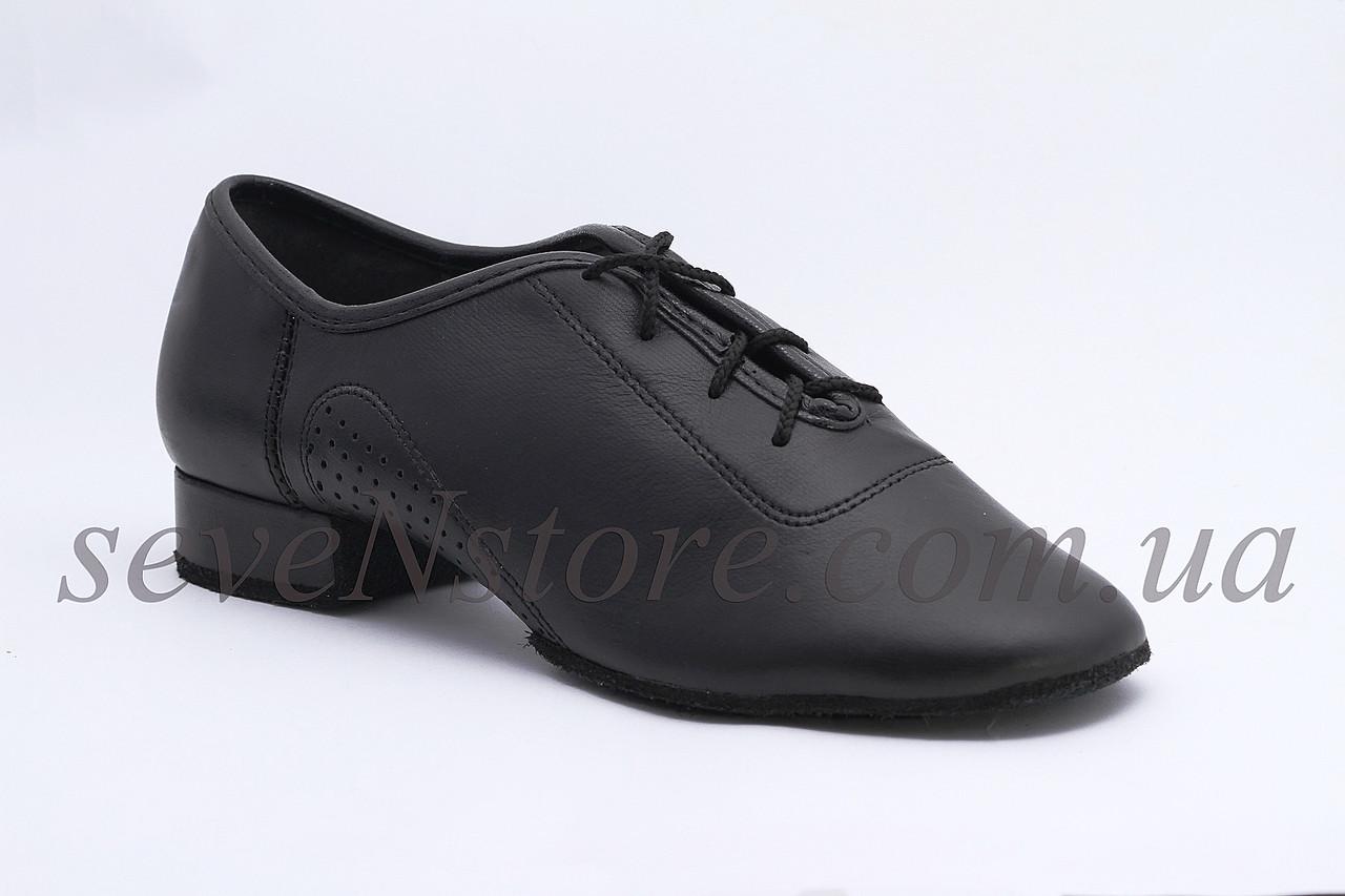 Туфли для танцев  Club Dance мужской стандарт универсал
