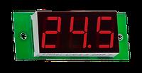 Вольтметр цифровой DC Вм-19/1 без корпуса