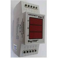 Амперметр АМ-3 (1-63А) трехфазный Din