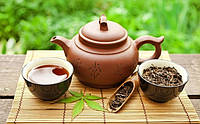 Глиняные чайники