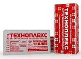 Экструдированный пенополистирол Техноплекс 1180x580x30мм