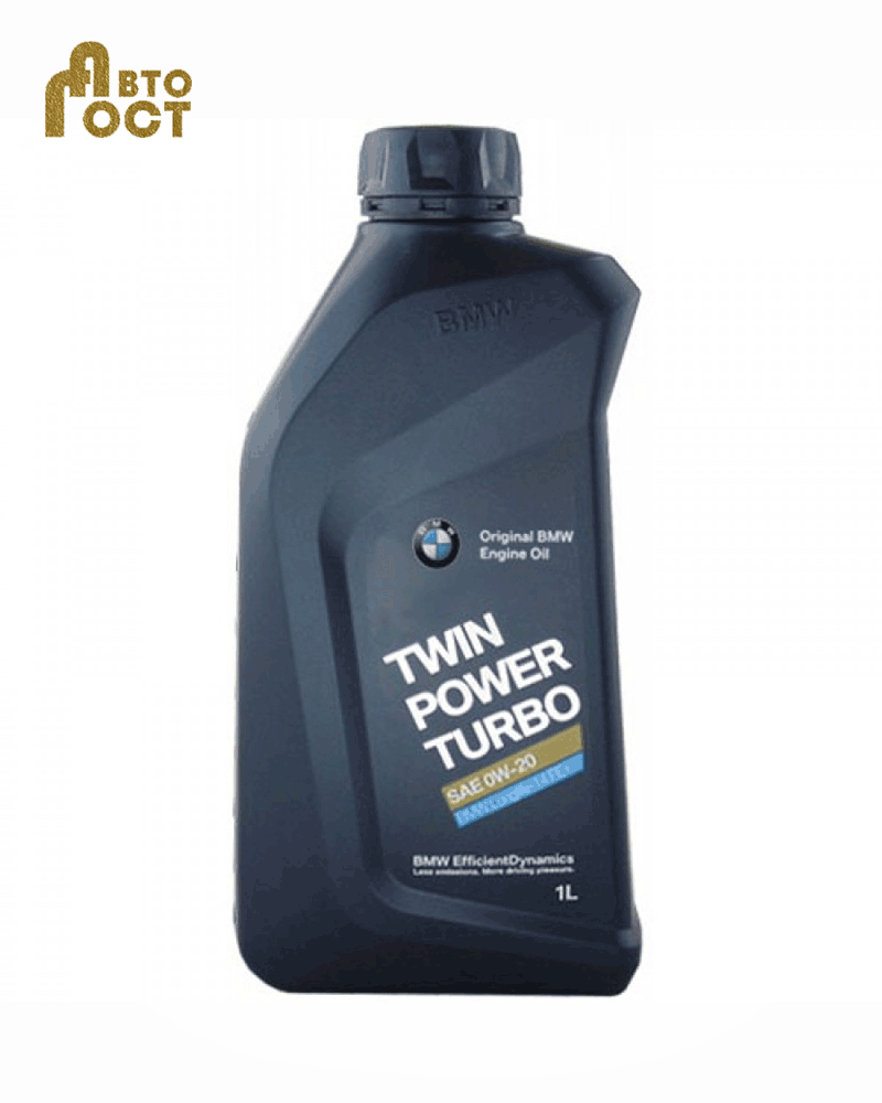 Масло моторное BMW Twinpower Turbo Longlife-14 FE+ SAE 0W-20 1л.