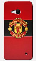 Чехол для Microsoft Lumia 550 (Манчестер Юнайтед)